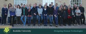 Deltagerne fra Ph.D seminarerne i 2014.