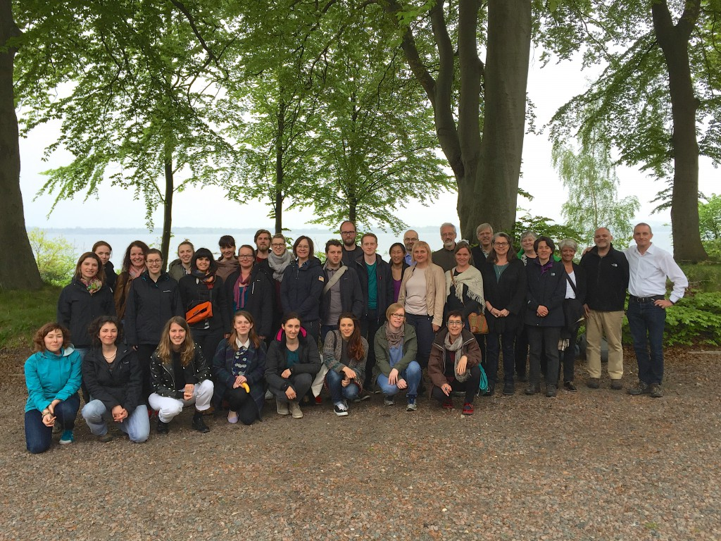 DHT participants 2015. Photo by Roligen T. Thirstrup