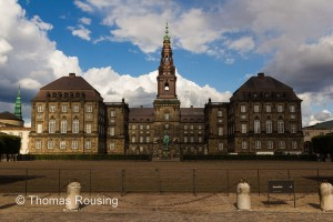 Christiansborg. Foto: Flickr