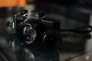 Gammelt kamera. Foto: Flickr